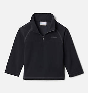 Boys' Toddler Glacial™ Fleece Half Zip Jacket