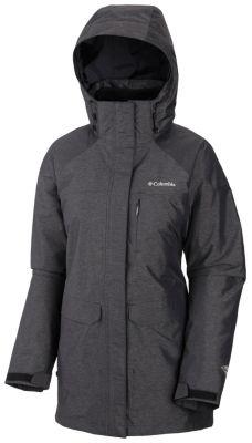 Manteau interchangeable long Portland Explorer™ pour femme
