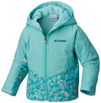 2973fce83 Toddlers Steens MT Overlay Fleece Hoodie Jacket | Columbia.com