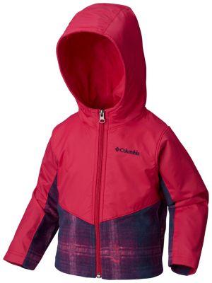 5b8f033ef1f5 Toddlers Steens MT Overlay Fleece Hoodie Jacket