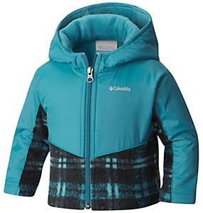 Steens Mountain™ Overlay Hoodie Jacket - Toddler