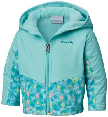 4b66a6887be3 Infant Steens Mountain Overlay Hoodie Jacket