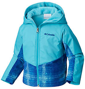 Infant Steens Mountain™ Overlay Hoodie Jacket