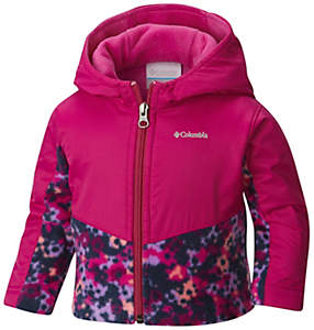 Steens Mountain™ Overlay Hoodie Jacket - Infant