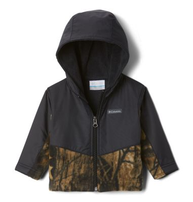 Steens Mountain™ Overlay Hoodie Jacket - Infant at Columbia Sportswear in Daytona Beach, FL | Tuggl