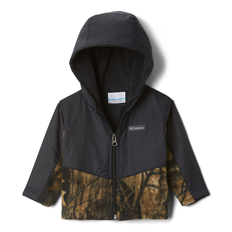6a1c1e31f Timberwolf Kids' Infant Steens Mountain™ Overlay Hoodie Jacket, View 0