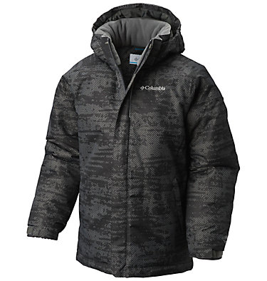 Boys' Twist Tip Jacket , front