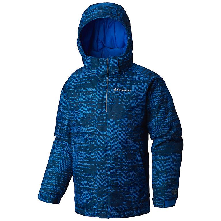 8aeddca082b2 Boys  Twist Tip Waterproof Insulated Winter Jacket