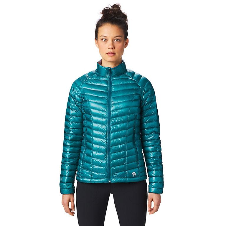 Women s ghost whisperer down jacket mountain hardwear