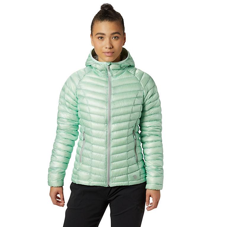 0b69359e50 Women's Ghost Whisperer Hooded Down Jacket | Mountain Hardwear