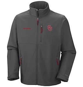 Men's Collegiate Ascender™ Softshell Jacket - Oklahoma