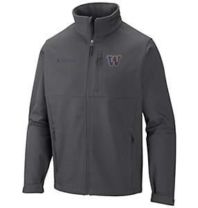 Men's Collegiate Ascender™ Softshell Jacket - Washington