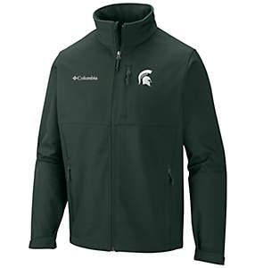 Men's Collegiate Ascender™ Softshell Jacket - Michigan State