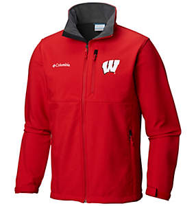 Men's Collegiate Ascender™ Softshell Jacket - Wisconsin