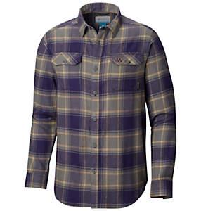 Men's Collegiate Flare Gun™ Flannel Long Sleeve Shirt - Washington