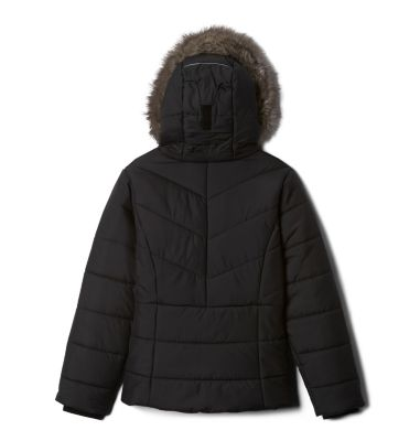 54051c7eb33cb Girls' Katelyn Crest Hooded Puffy Jacket | Columbia.com