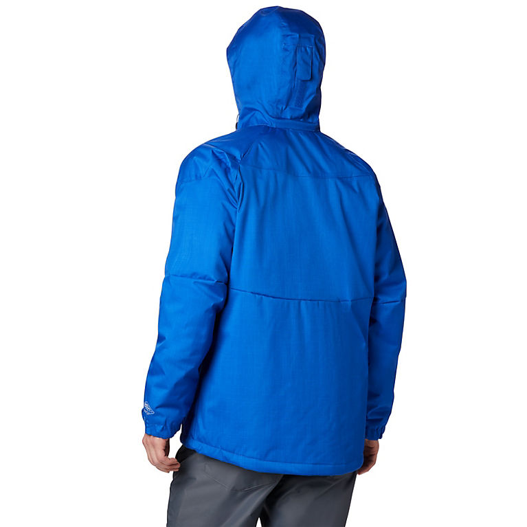 Men s Alpine Action Insulated Hooded Ski Jacket  37b50a09f