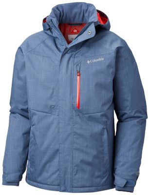 696bd0aed06f Men s Alpine Action Insulated Hooded Ski Jacket
