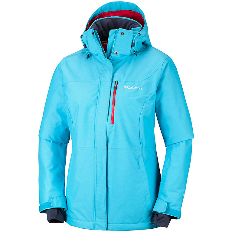 Women s Alpine Action Insulated Waterproof Winter Jacket  d33db21e0