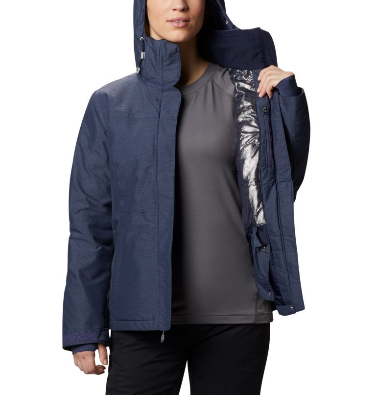 Alpine Action™ OH Jacket   467   XS Giacca Sci Alpine Action™ da donna, Nocturnal, a4