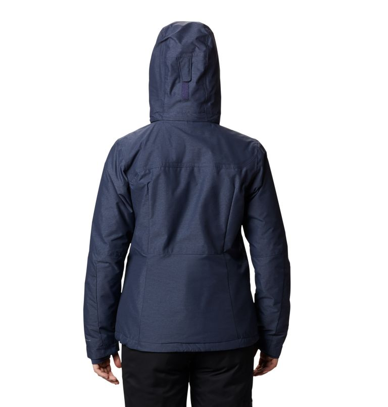 Alpine Action™ OH Jacket   467   XS Giacca Sci Alpine Action™ da donna, Nocturnal, back