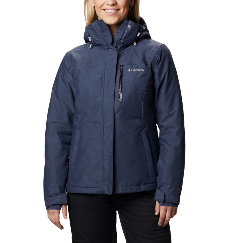 Alpine Action™ OH Jacket   467   XS Giacca Sci Alpine Action™ da donna, Nocturnal, front