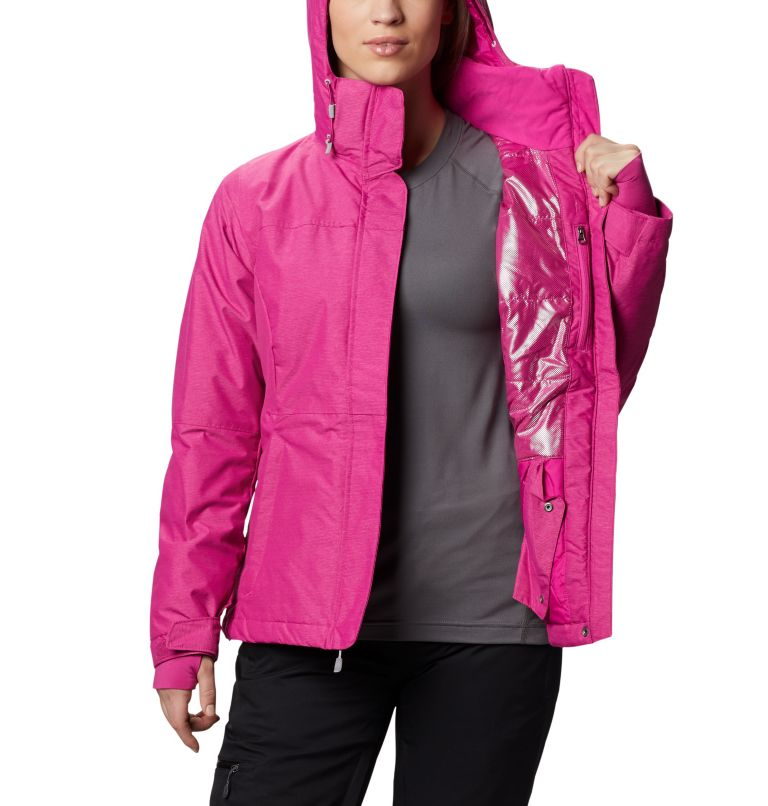Alpine Action™ OH Jacket | 538 | XS Giacca Sci Alpine Action™ da donna, Fuchsia, a4