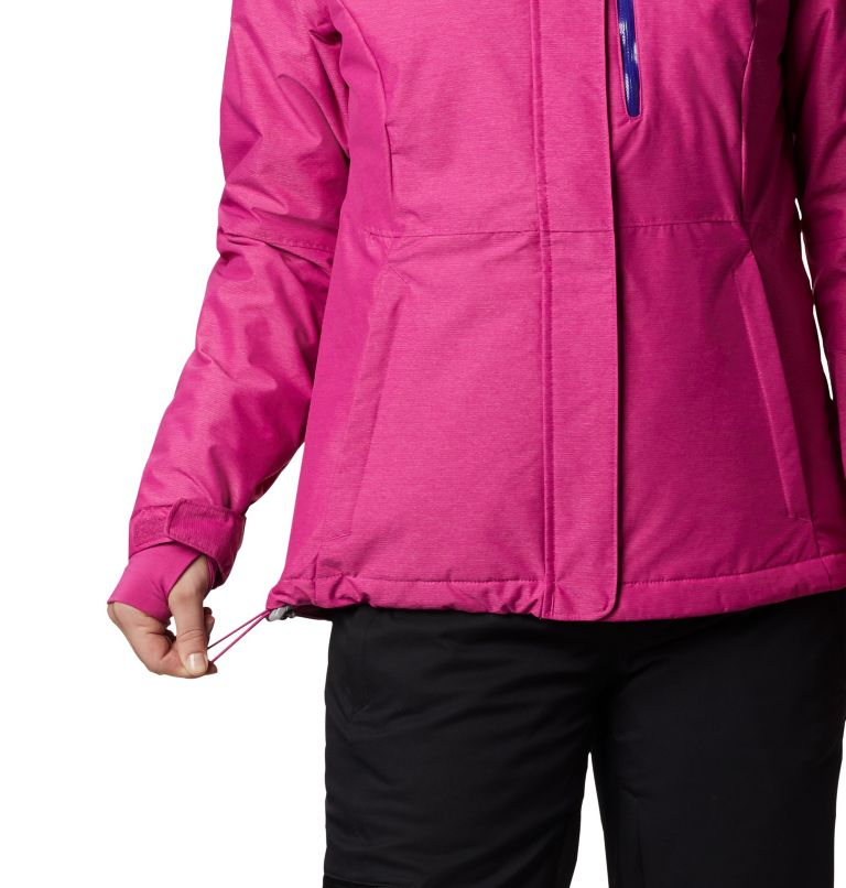 Alpine Action™ OH Jacket | 538 | XS Giacca Sci Alpine Action™ da donna, Fuchsia, a7