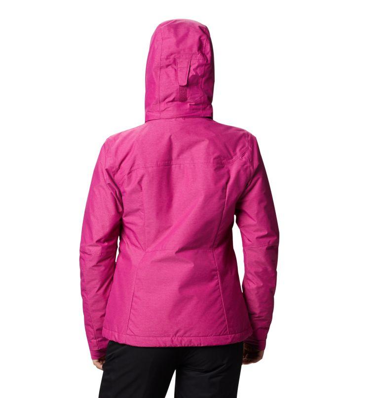 Alpine Action™ OH Jacket | 538 | XL Giacca Sci Alpine Action™ da donna, Fuchsia, back