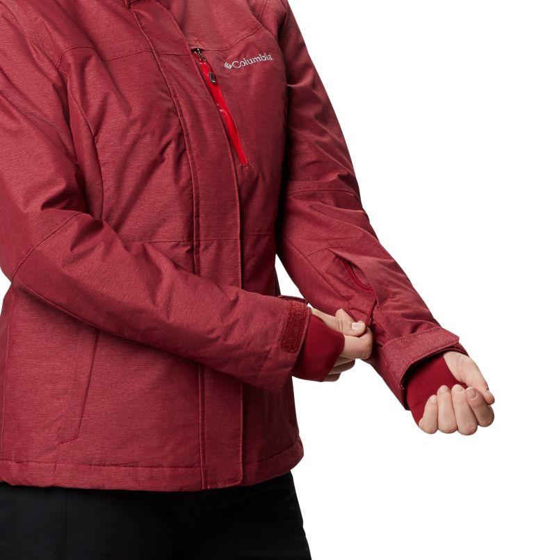 Alpine Action™ OH Jacket | 607 | L Giacca Sci Alpine Action™ da donna, Beet, a8