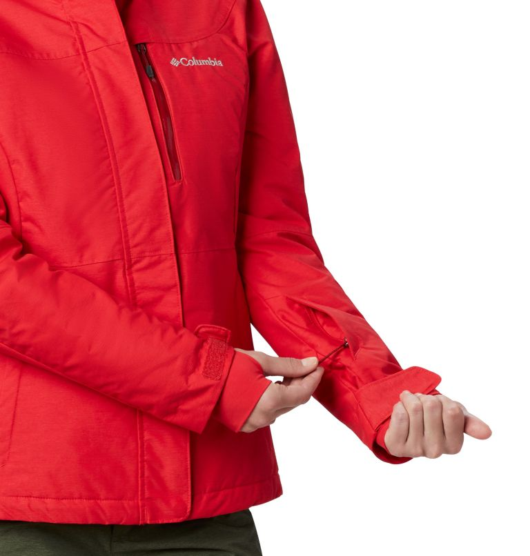 Alpine Action™ OH Jacket | 658 | L Giacca Sci Alpine Action™ da donna, Red Lily, a1
