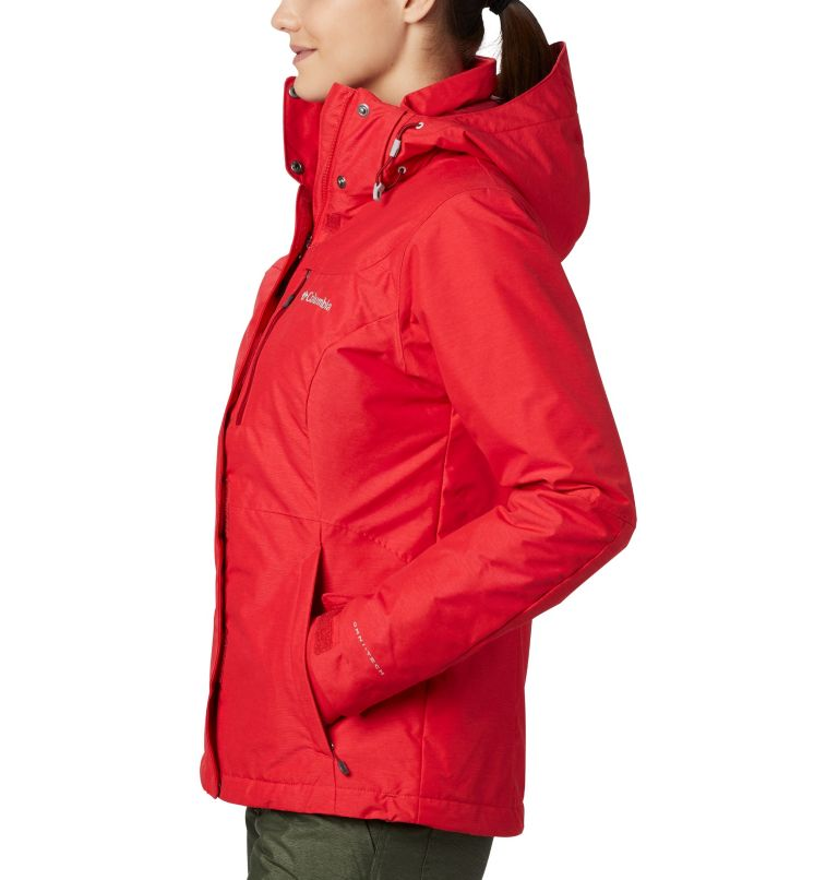 Alpine Action™ OH Jacket | 658 | L Giacca Sci Alpine Action™ da donna, Red Lily, a2
