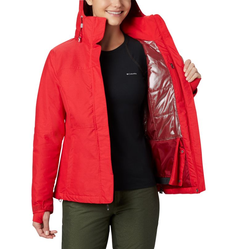 Alpine Action™ OH Jacket | 658 | L Giacca Sci Alpine Action™ da donna, Red Lily, a4