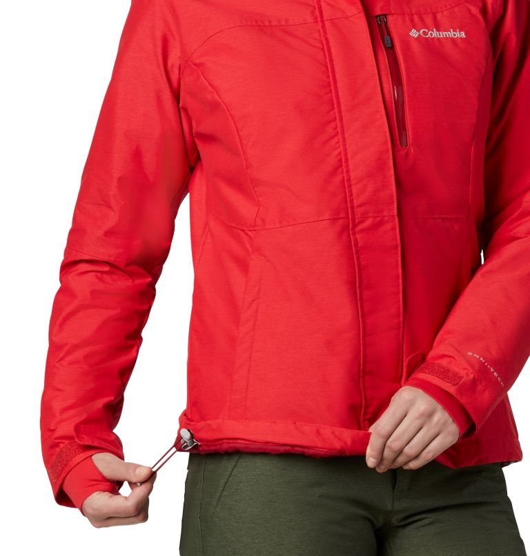 Alpine Action™ OH Jacket | 658 | L Giacca Sci Alpine Action™ da donna, Red Lily, a5