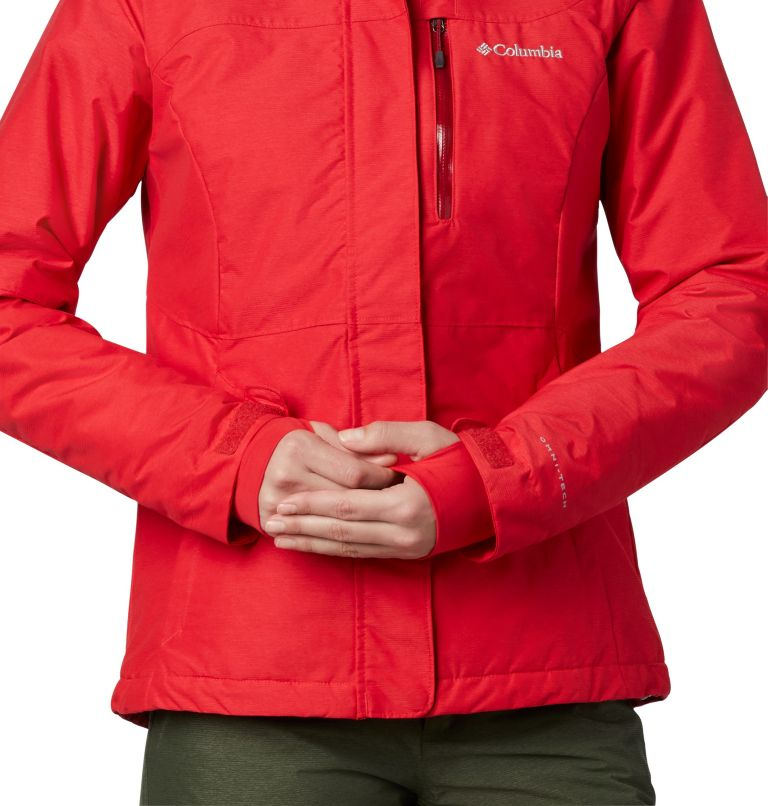 Alpine Action™ OH Jacket | 658 | L Giacca Sci Alpine Action™ da donna, Red Lily, a6