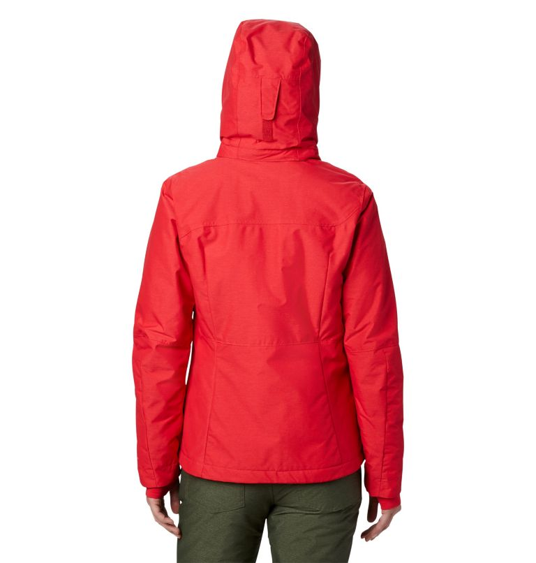 Alpine Action™ OH Jacket | 658 | L Giacca Sci Alpine Action™ da donna, Red Lily, back