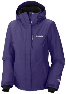 Women S Alpine Action Omni Heat Jacket Plus Size