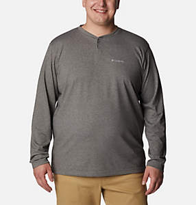 Men's Thistletown Park™ Henley Shirt - Big