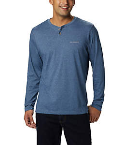 Men's Thistletown Park™ Henley Shirt - Tall