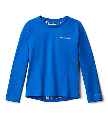 Youth Baselayer Midweight Crew 2 , front