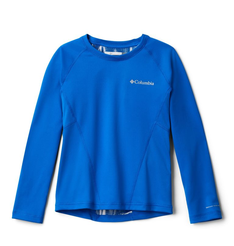 Youth Baselayer Midweight Crew 2 Youth Baselayer Midweight Crew 2, front