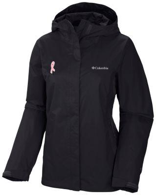 Columbian breast cancer winter coat