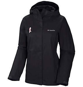 Women's Tested Tough in Pink™ Rain Jacket II - Plus Size