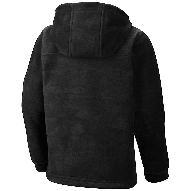 3760b036a Black Boys' Steens™ II Fleece Hoodie Jacket, View 1
