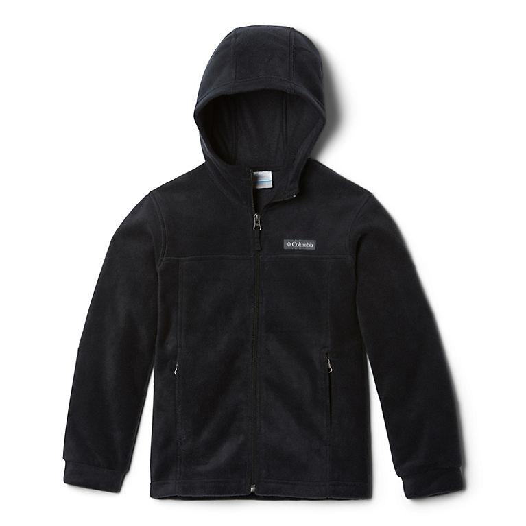 7514af9ab Black Boys' Steens™ II Fleece Hoodie Jacket, View 0