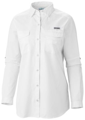 Women's Pfg Bonehead™ Ii Long Sleeve Shirt by Columbia Sportswear