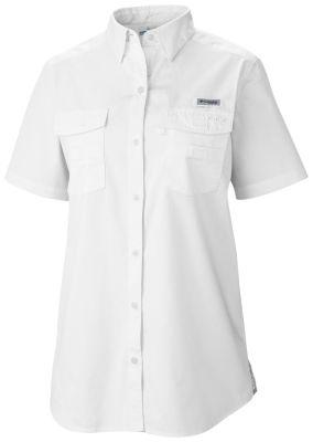 Women's PFG Bonehead™ II Short Sleeve Shirt - Plus Size | Tuggl