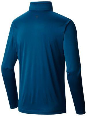 Men's Wicked™ Long Sleeve Zip T