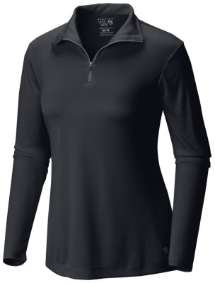 Women's Wicked™ Long Sleeve Zip T