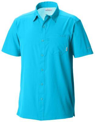 b9561097 Men's Slack Tide Camp Wicking Sun Shading Shirt | Columbia.com